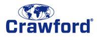 Crawford logo.