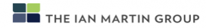 Ian Martin Group logo.