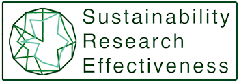 Sustainability Research Effectiveness